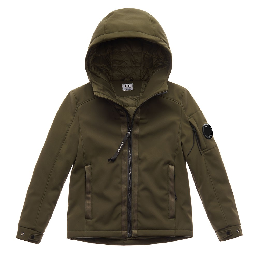 C.P. Company Undersixteen - Viewfinder Shell Jacket