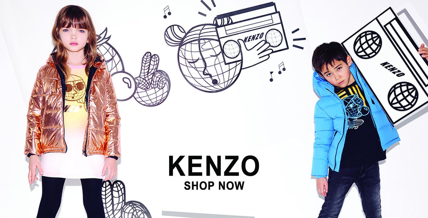 Oxygen Kids Kenzo