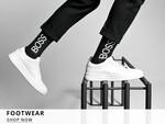 Mens Boss Footwear At Oxygen Clothing