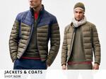 Mens Boss Jackets & Coats At Oxygen Clothing
