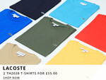Lacoste TH2038 T-Shirt Deal
