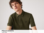 Mens Polo Shirt At Oxygen Clothing