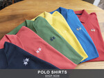 Men's Polo Shirts at Masdings.com