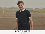 Mens Polo Shirts At Masdings