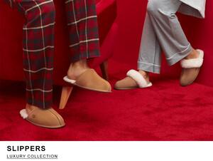 Mens & Womens Slippers At Masdings