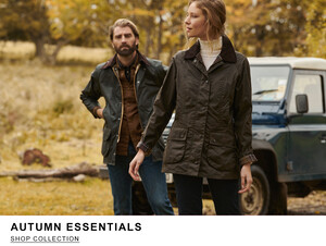 Mens & Womens Autumn Essentials