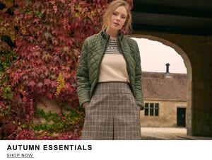Womens Autumn Essentials At Masdings