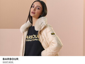 Womens Barbour Collections At Masdings