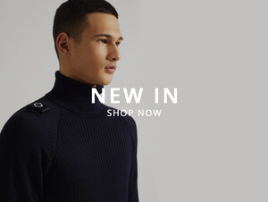 Mens All New In At Oxygen Clothing