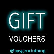 oxygenclothing.co.uk online E-Vouchers