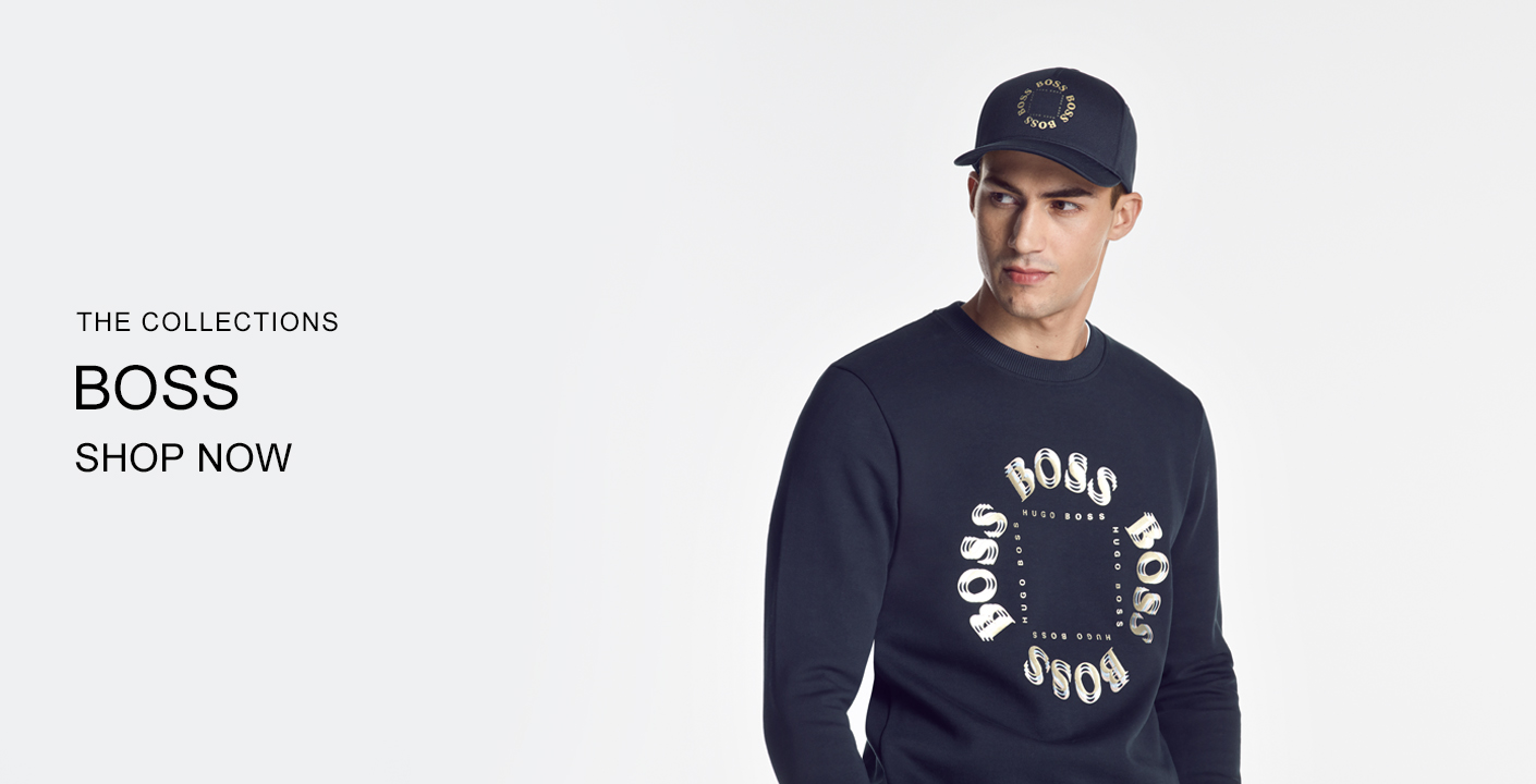 Boss the collections At Oxygenclothing