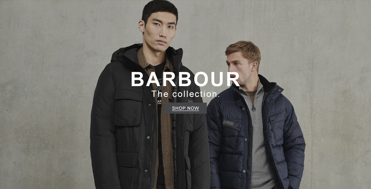 Mens Barbour The Collection At Masdings.com