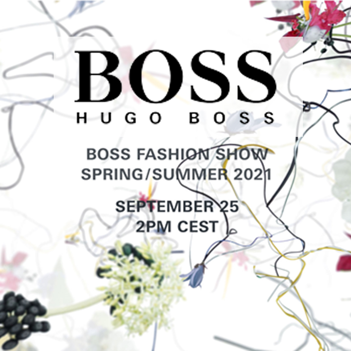 Boss S/S'21 Fashion Show