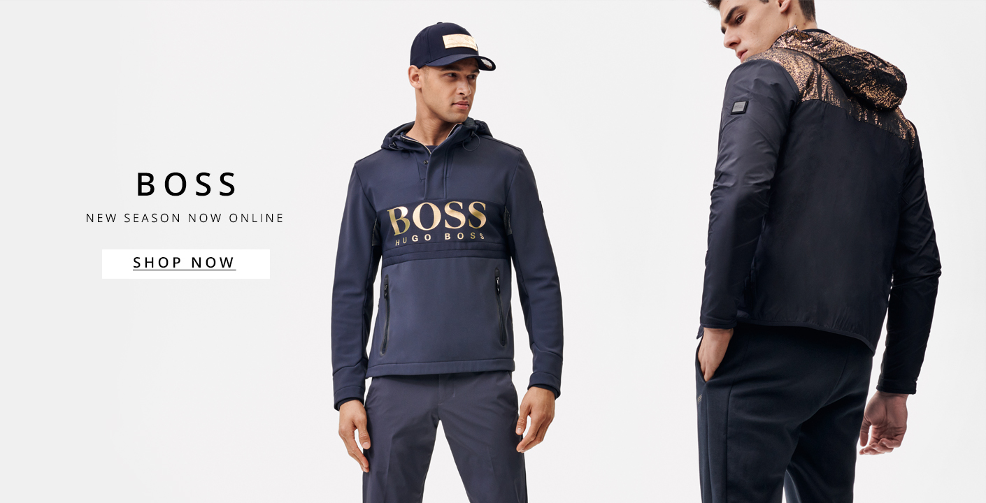 Mens New Season Boss Now Online At Oxygen Clothing