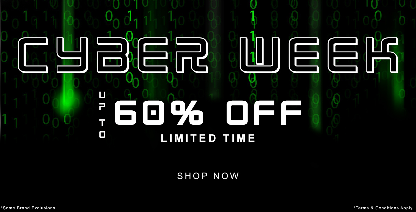 Cyber Week Live At Masdings