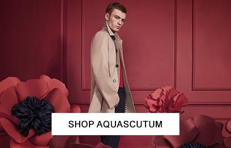 Shop Aquascutum at oxygenclothing.co.uk