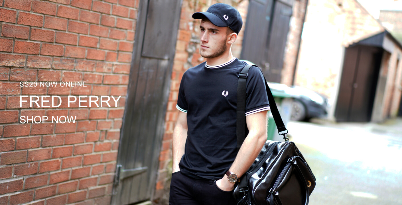 Fred Perry SS20 At Masdings