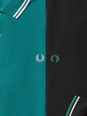 Fred Perry Clothing at masdings.com