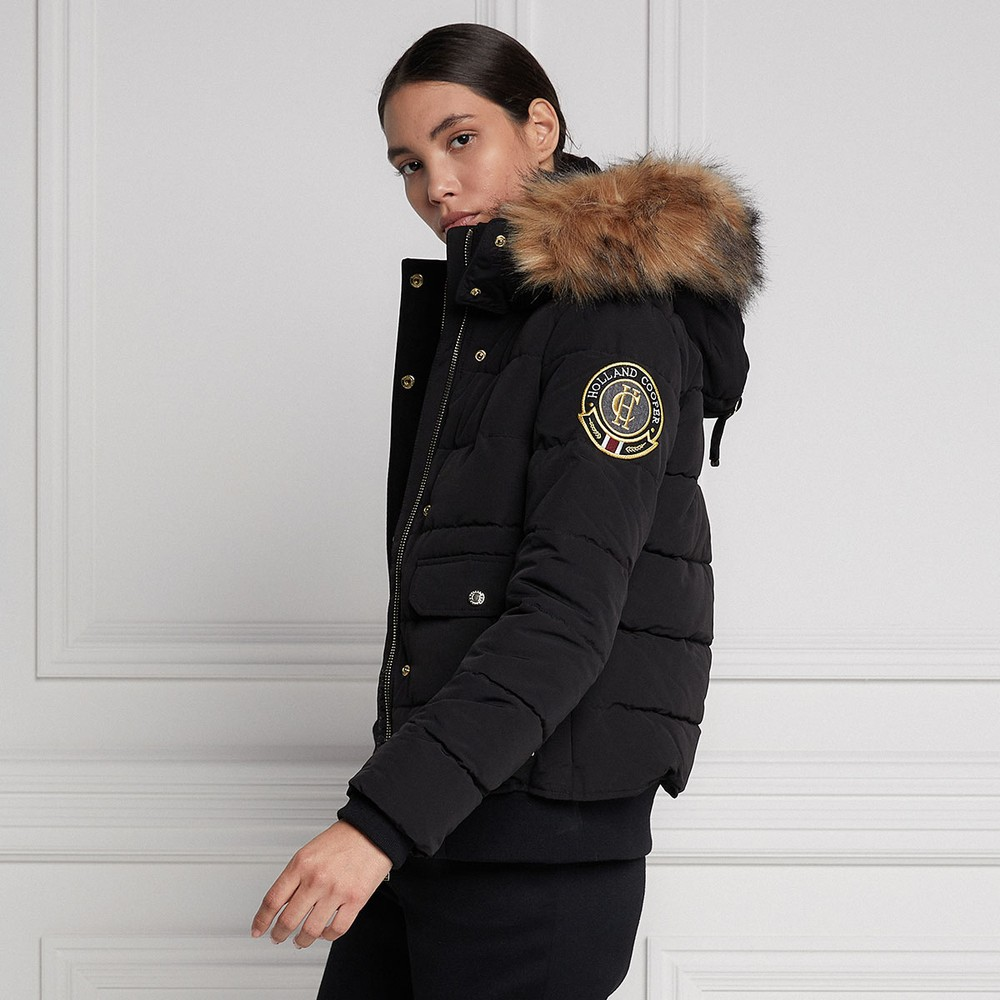 Holland Cooper - Ventina Puffer Jacket