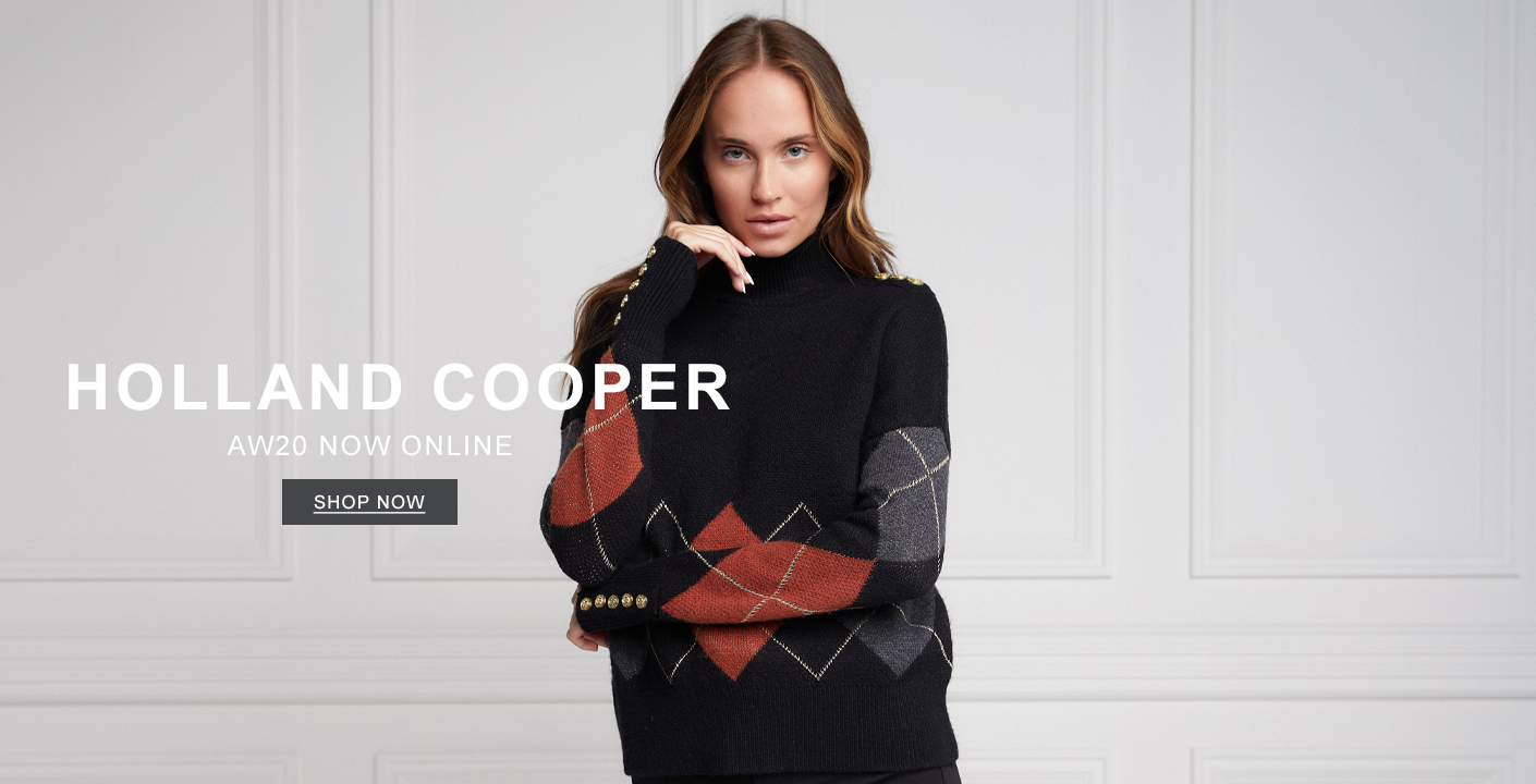 Womens Holland Cooper AW20 Now Online