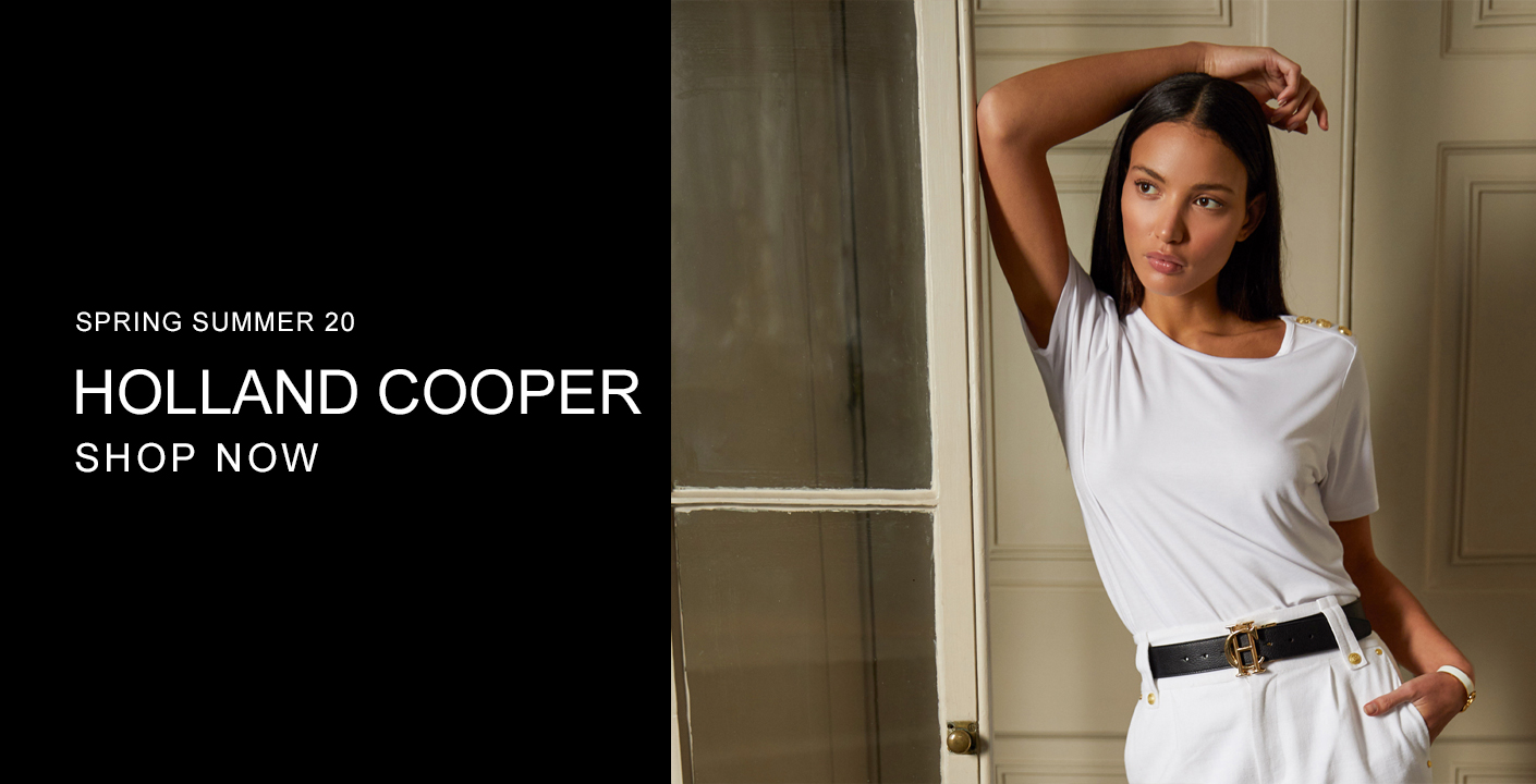 Womens Holland Cooper SS20 At Oxygen Clothing
