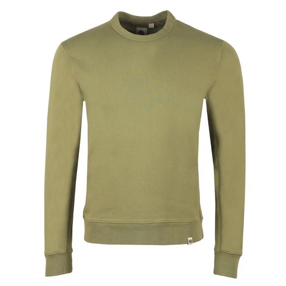 Pretty Green - Cotton Crew Sweatshirt