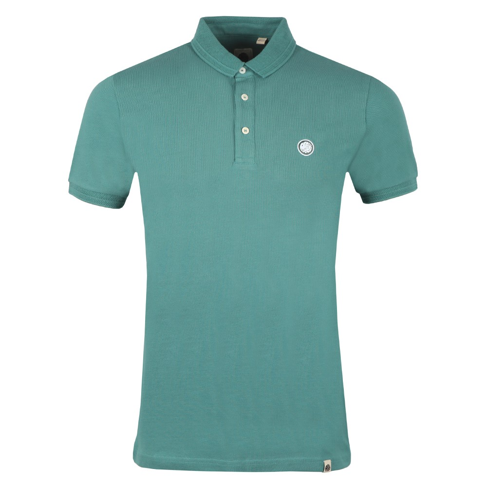 Pretty Green - Heavyweight Polo Shirt