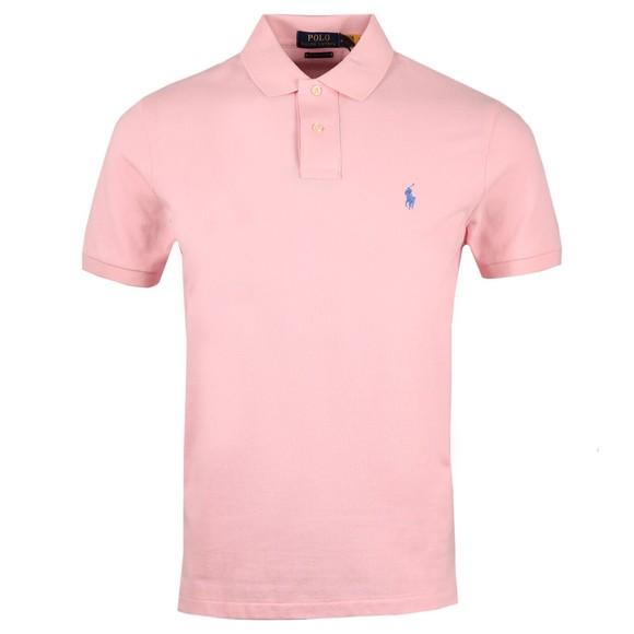 Polo Ralph Lauren - Custom Slim Fit Short Sleeve Polo Shirt