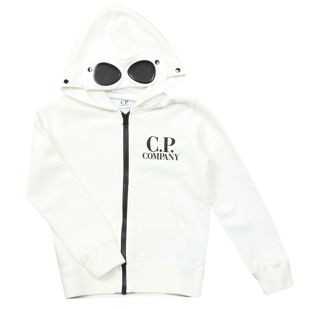 C.P. Company Undersixteen - Full Zip Goggle Hoody