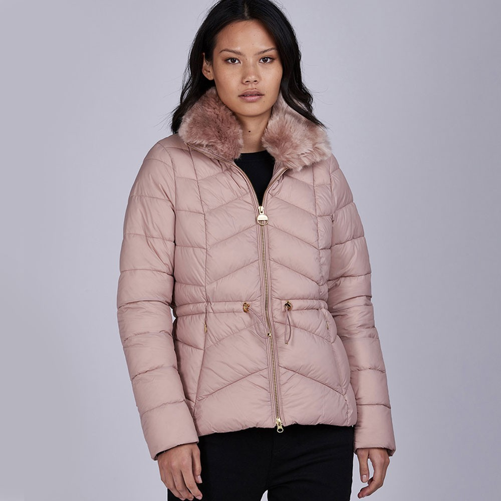 Barbour Int. - Halfback Quilted Jacket