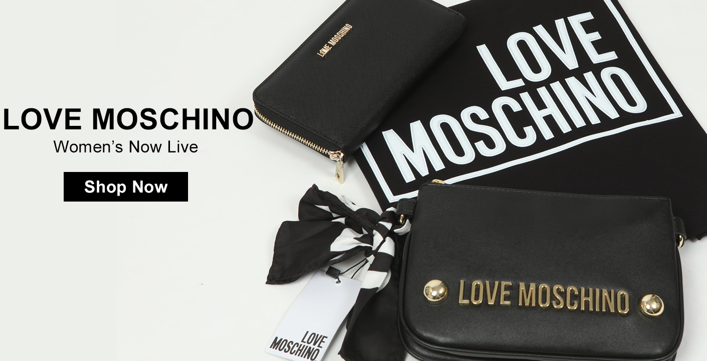 Women's Love Moschino At Oxygenclothing
