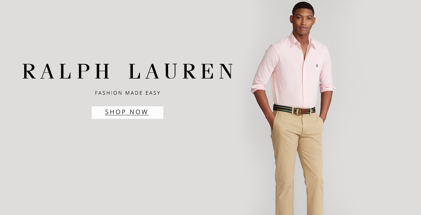 Men's Polo Ralph Lauren At Oxygenclothing