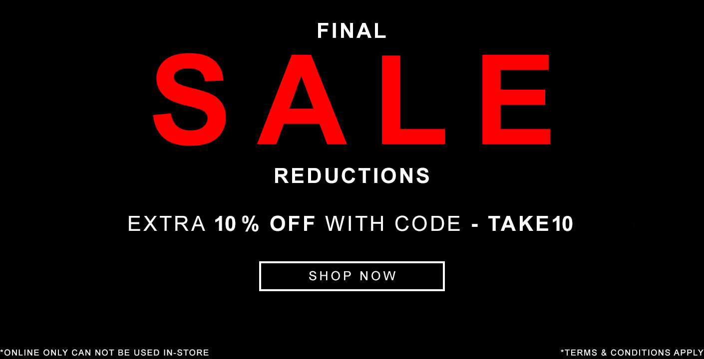 Winter Sale now on at Oxygen Clothing