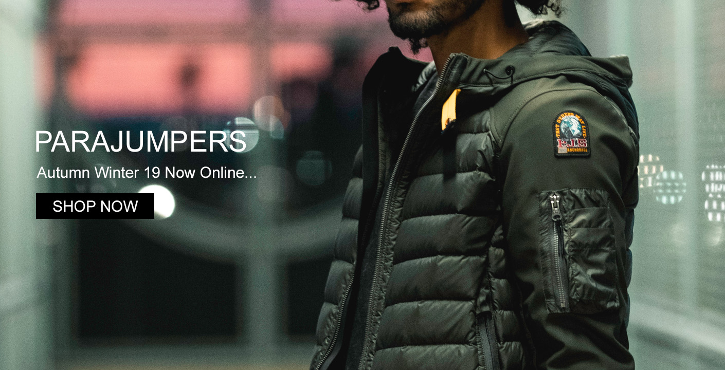 Parajumpers Jackets & Clothing At Oxygenclothing