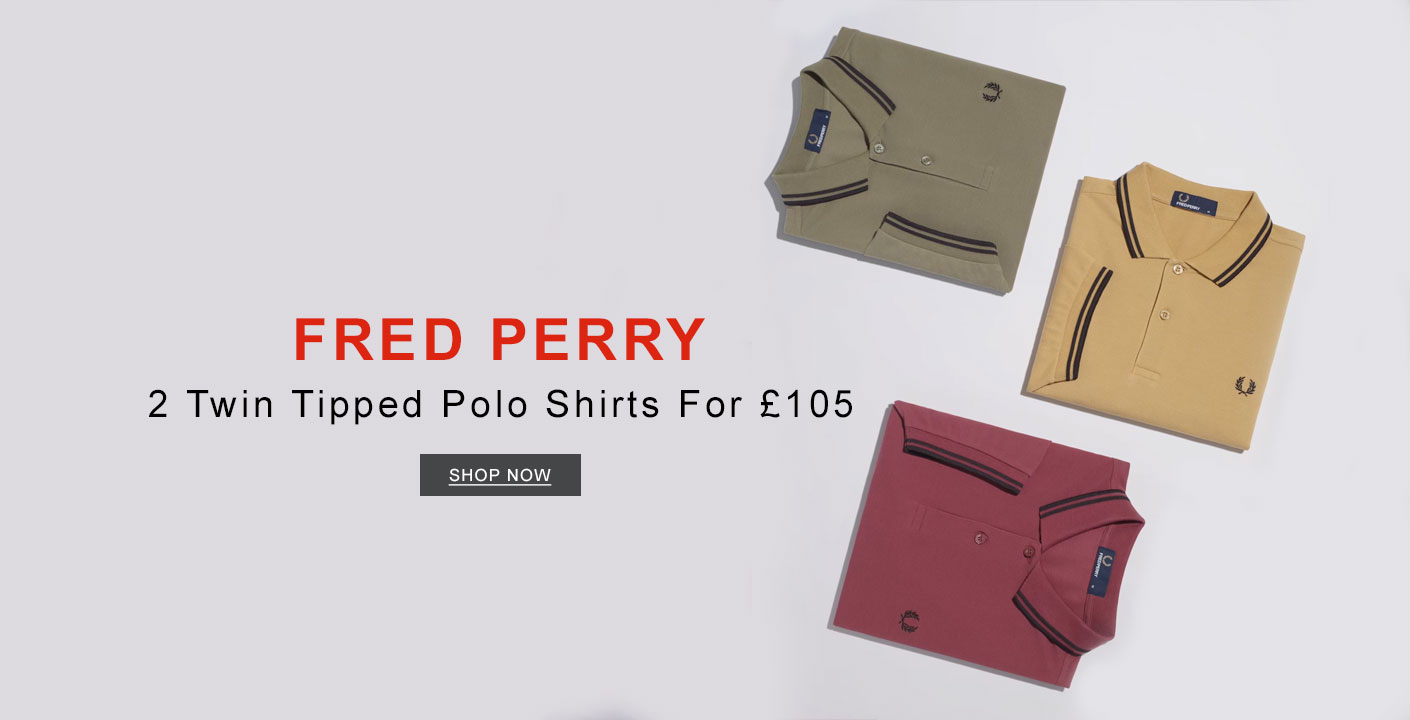 Fred Perry Multi Buy Deal At Masdings.com