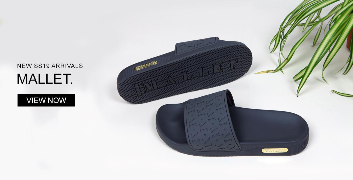 Mallet Spring Summer 19 Footwear