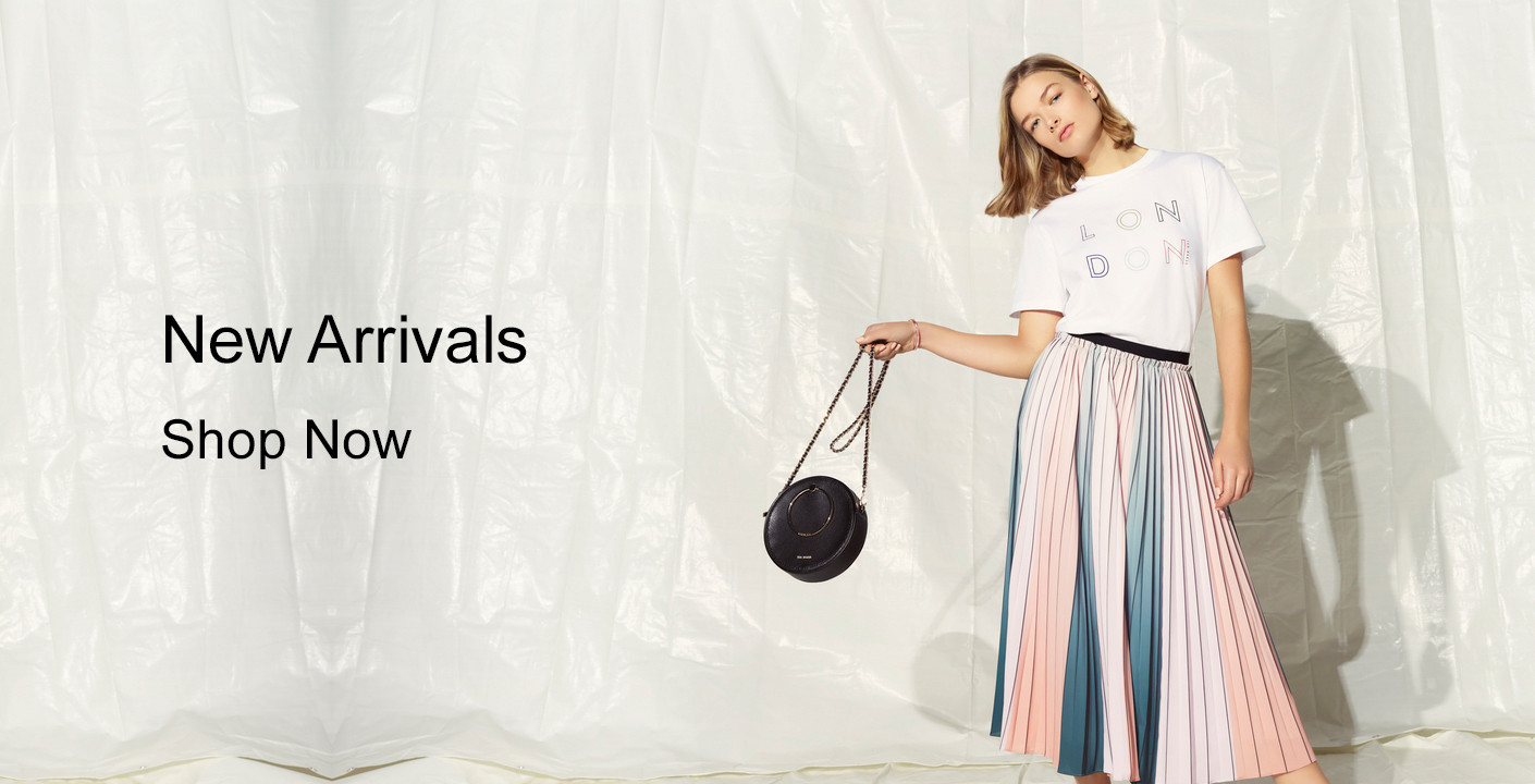 Womens New In - Shop Now