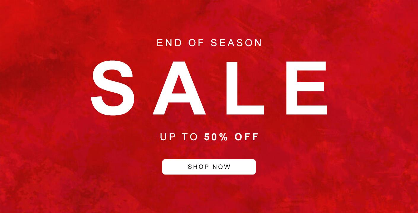 End Of Season Sale At Masdings