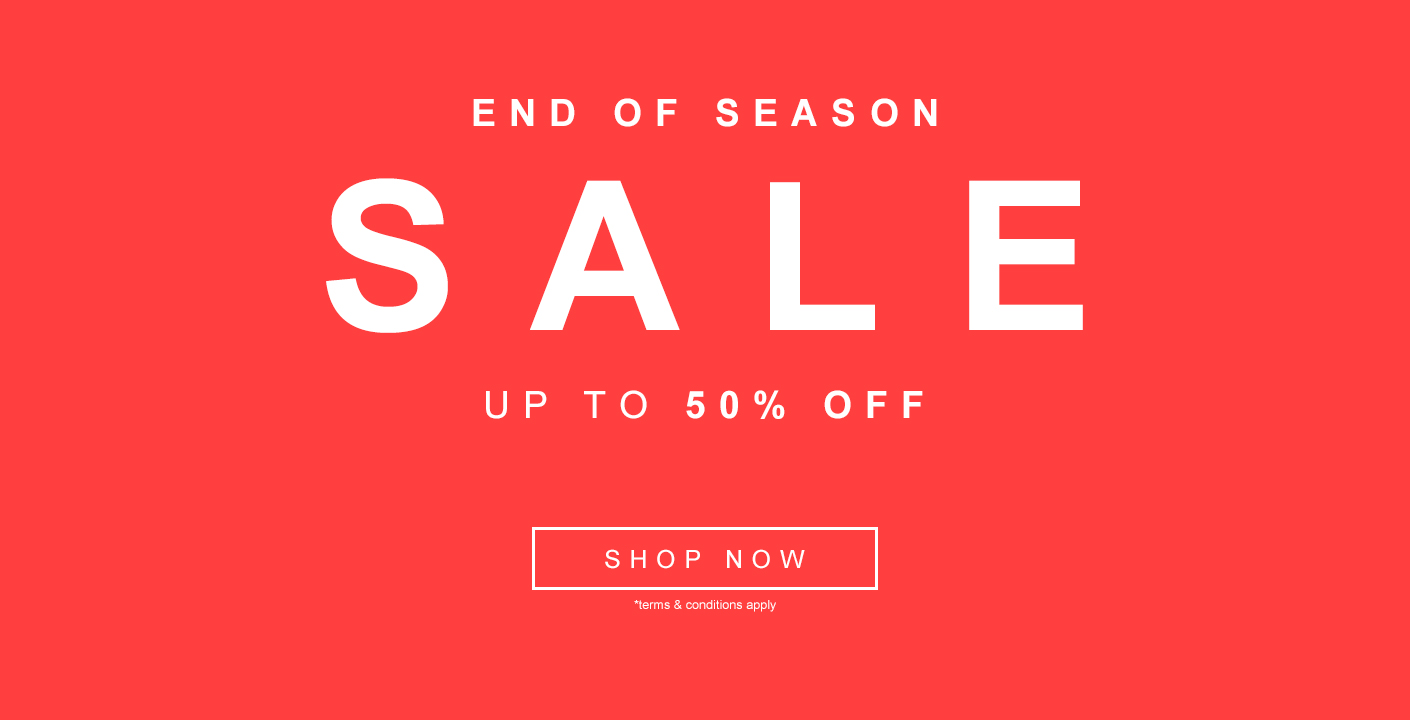 End Of Season Sale Now Live Masdings