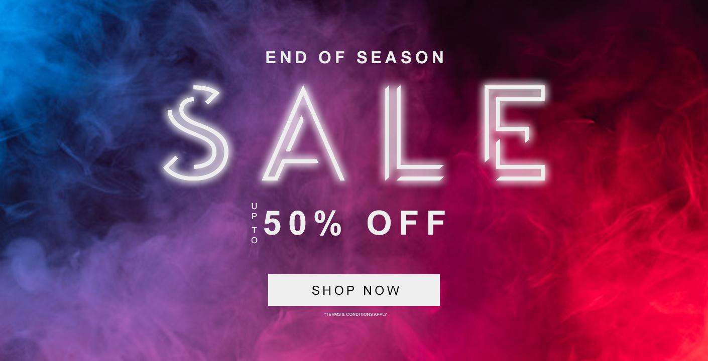 End Of Season Sale At Masdings.com