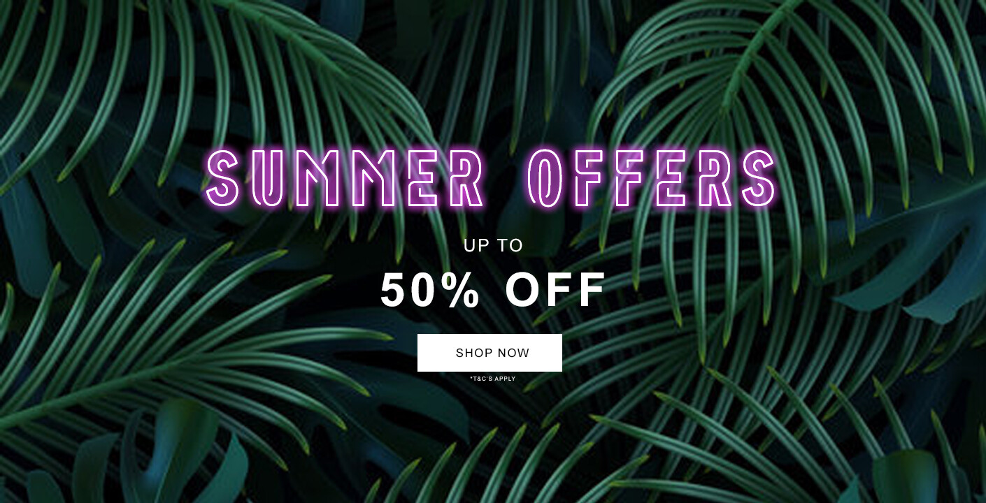 Summer Offers Up To 50% Off At Masdings