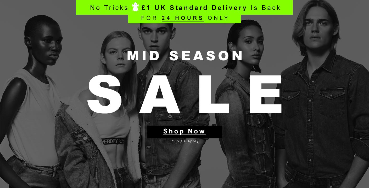 Mid Season Sale At Masdings.com