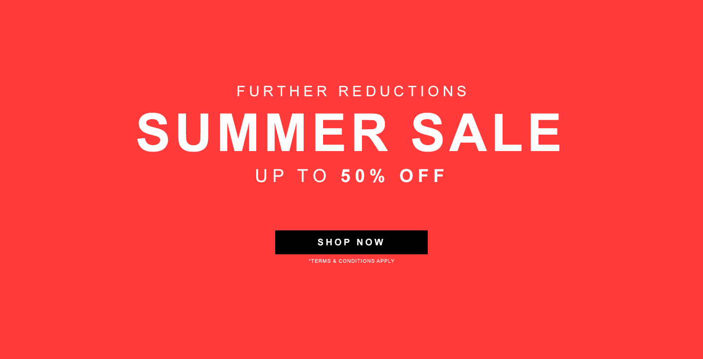 Mens Summer Sale Up To 50% Off
