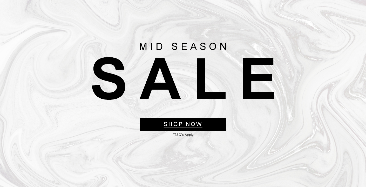 Men's Mid Season Sale Now Live At Oxygen Clothing