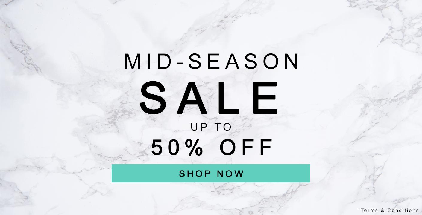 Mid Season Sale At Oxygenclothing