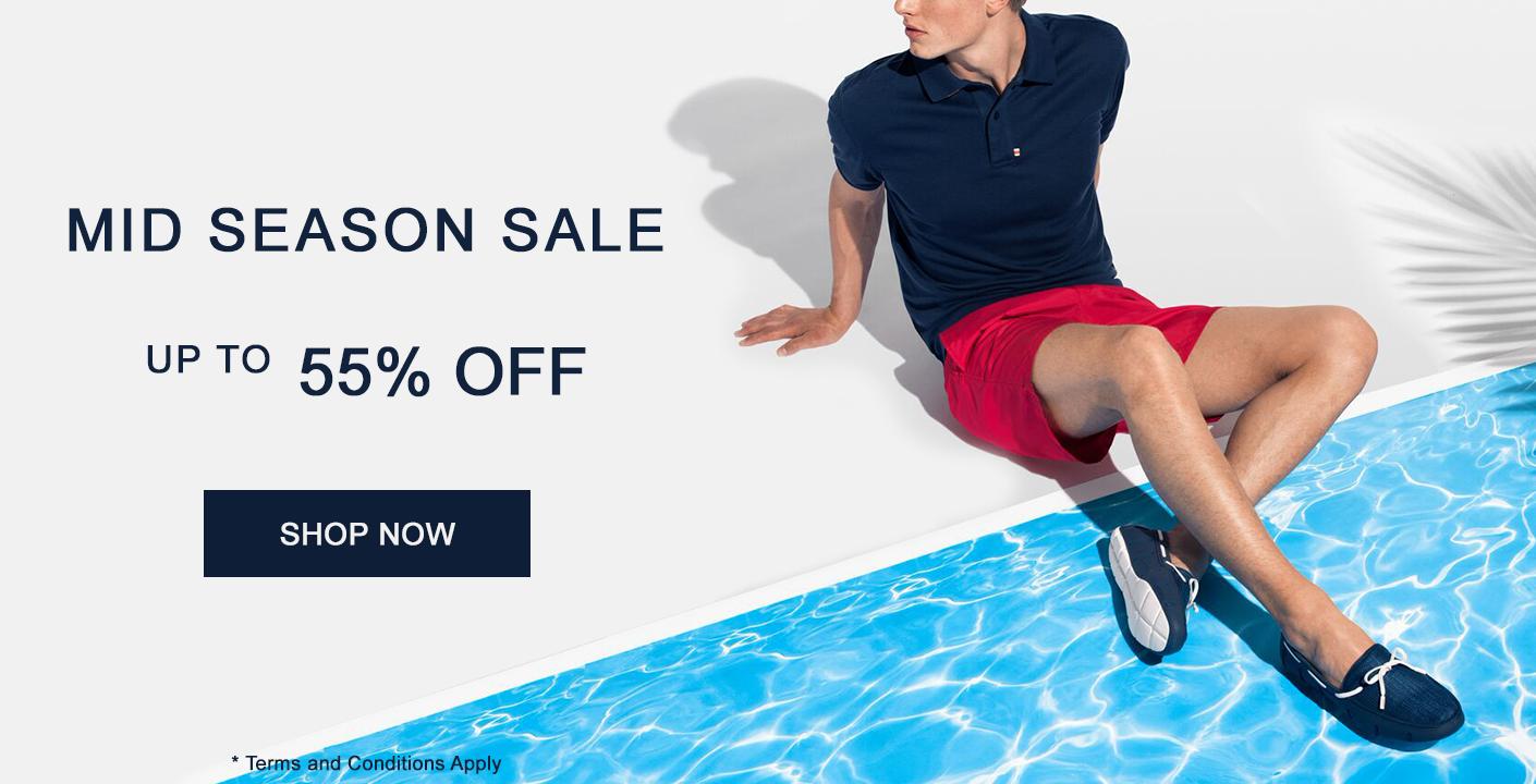 Mid-Season Sale at oxygenclothing.co.uk