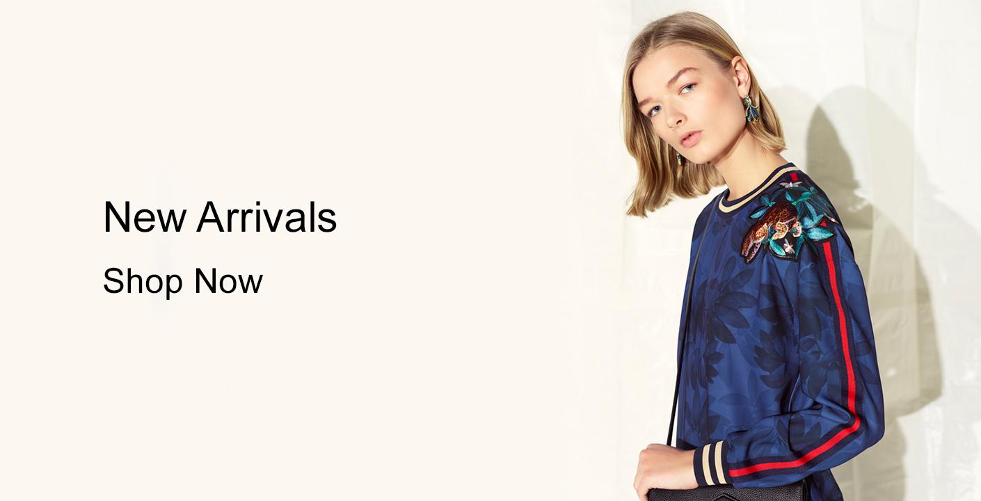 Womens New Arrivals - Shop Now