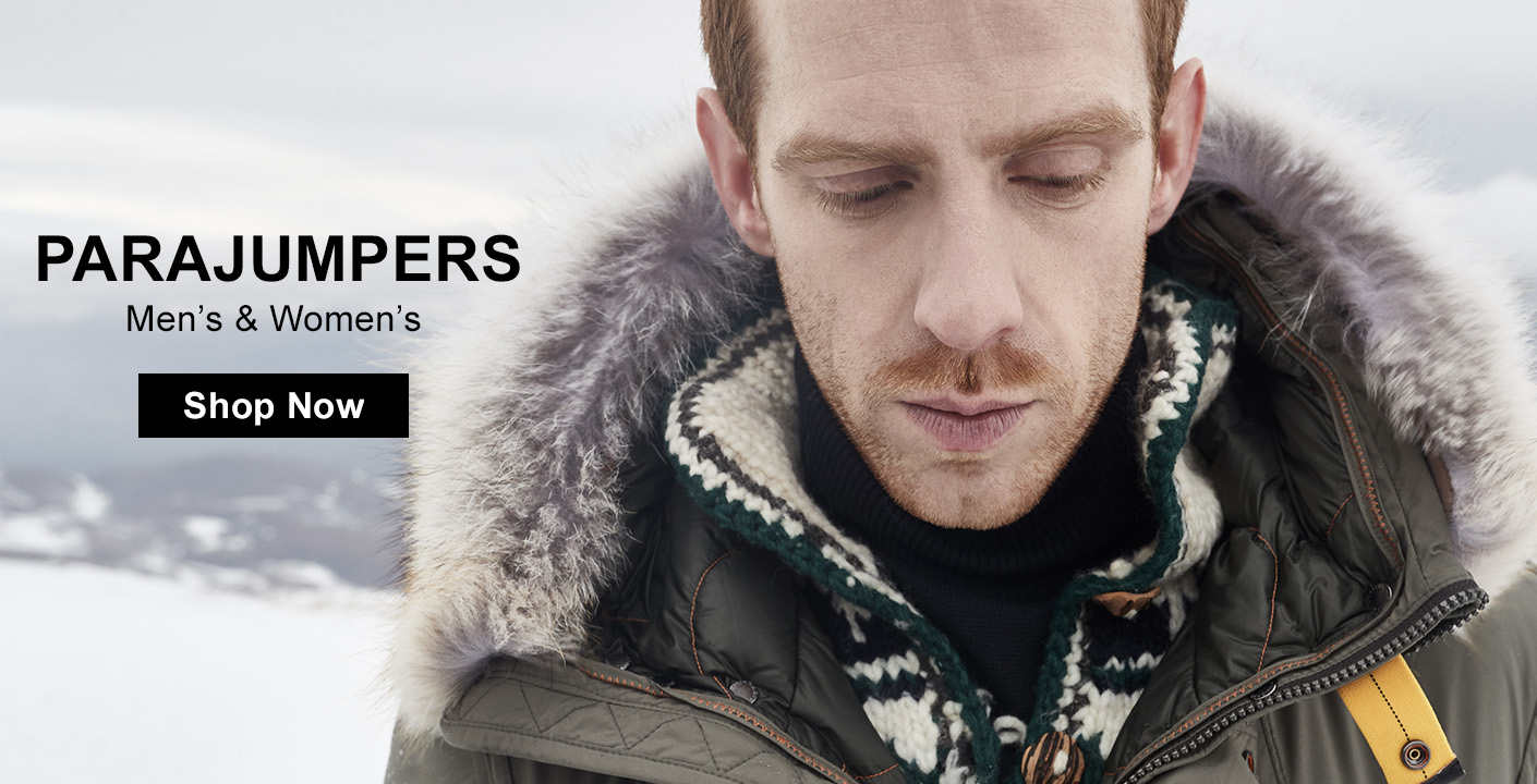 Parajumpers | Oxygenclothing.co.uk