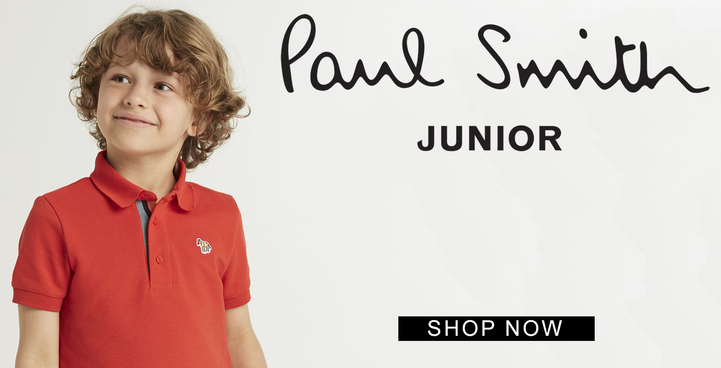 Paul Smith Junior At Oxygenclothing.co.uk