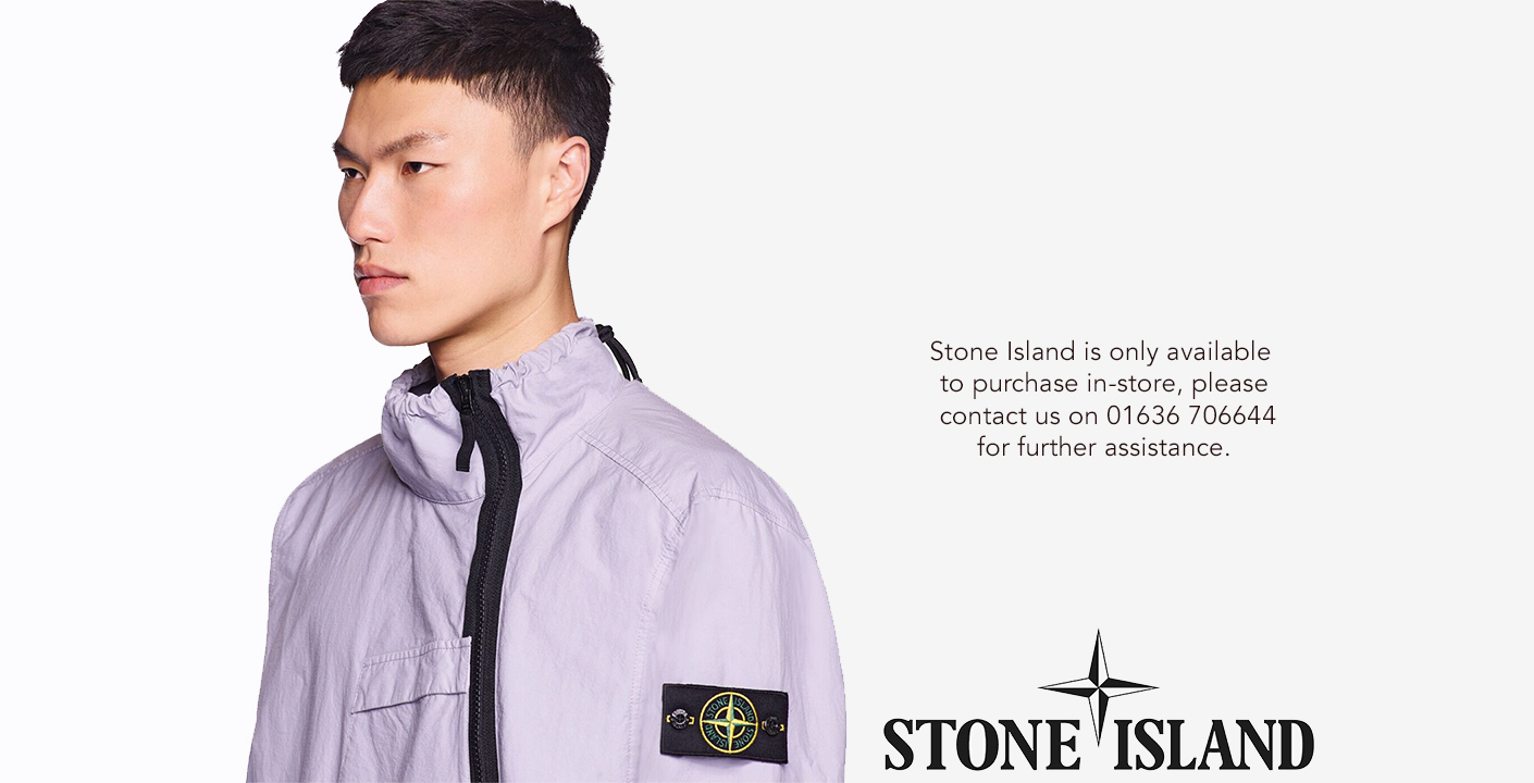 Stone Island at oxygenclothing.co.uk